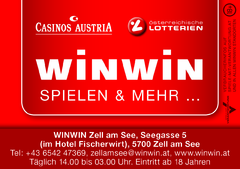 win win zell am see