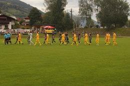 Heimspiel gegen FC Pinzgau 1b