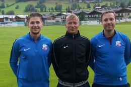 Neues Trainerteam und neue Spieler!