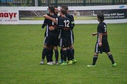 Der USK gewinnt in St.Johann mit 1:0!